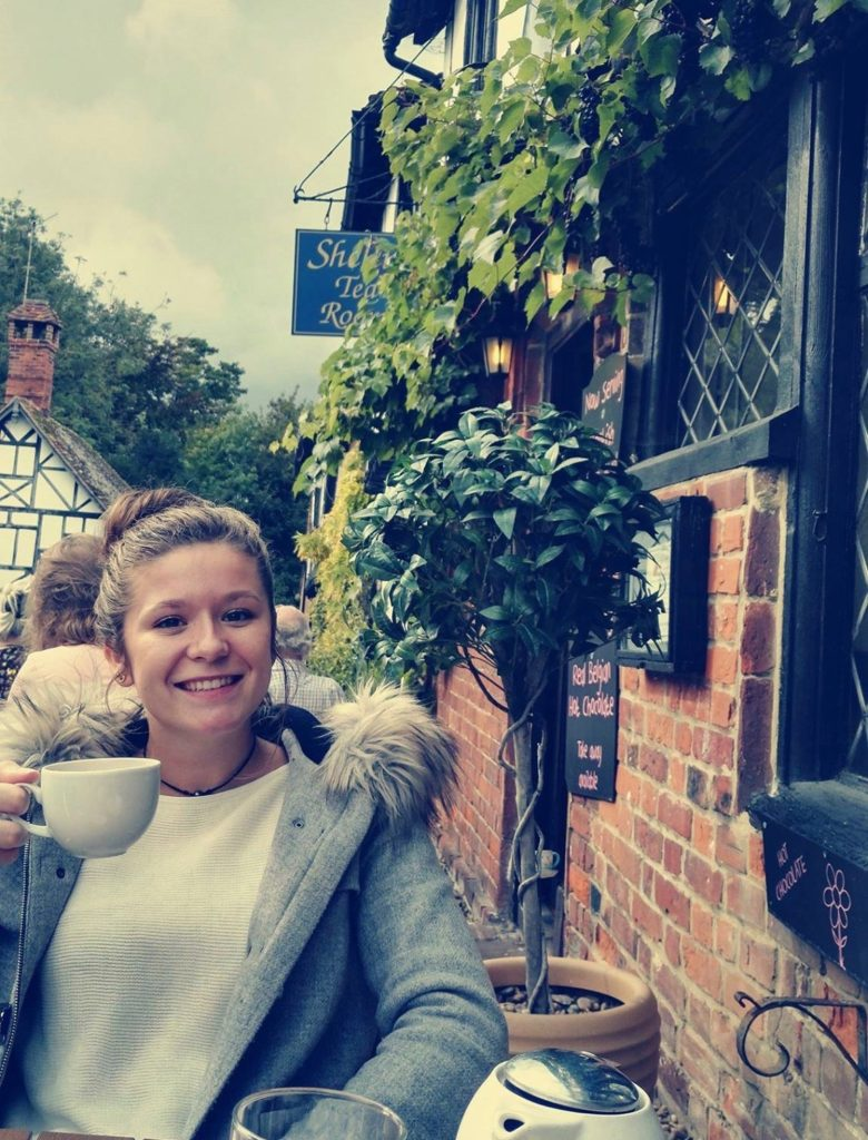 Chilham Shelly's tea room